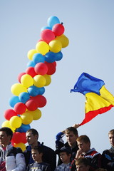 Romania U21 v England U21 2011 UEFA European Under 21 Championship Qualifying Play-Off Second Leg