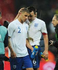 England v Sweden International Friendly