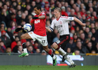 Manchester United v Liverpool FA Cup Third Round