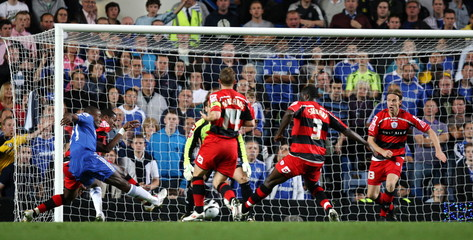 Chelsea v Queens Park Rangers Carling Cup Third Round