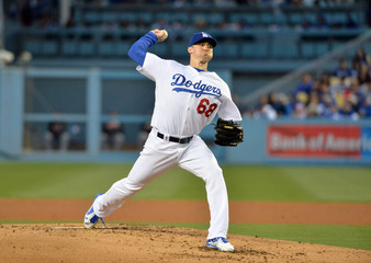 MLB: Miami Marlins at Los Angeles Dodgers