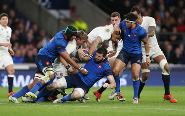 England v France - RBS Six Nations Championship 2015
