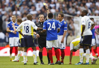 Tottenham Hotspur v Portsmouth FA Cup Semi Final