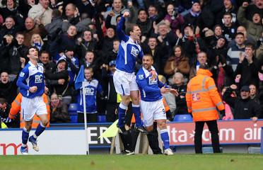 Birmingham City v Wolverhampton Wanderers Barclays Premier League