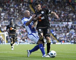 Birmingham City v Wigan Athletic Barclays Premier League
