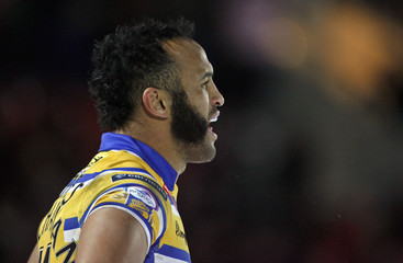 Crusaders Rugby League v Leeds Rhinos engage Super League