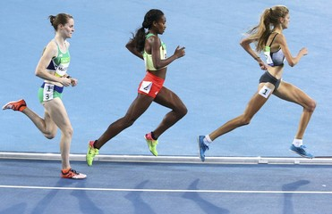 Athletics - Women's 1500m Round 1