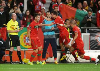 Portugal v Bosnia & Herzegovina UEFA Euro 2012 Qualifying Play-Off Second Leg