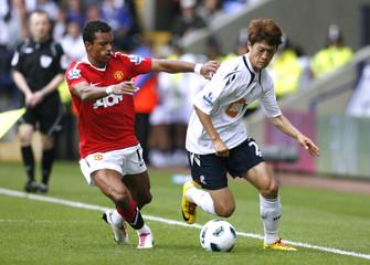 Bolton Wanderers v Manchester United Barclays Premier League