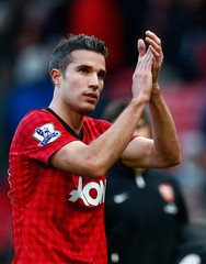 Manchester United v Arsenal - Barclays Premier League