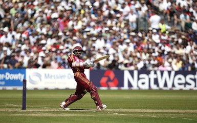England v West Indies Second NatWest One Day International