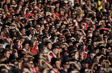 Arsenal v Hull City - FA Cup Final screening at Emirates Stadium