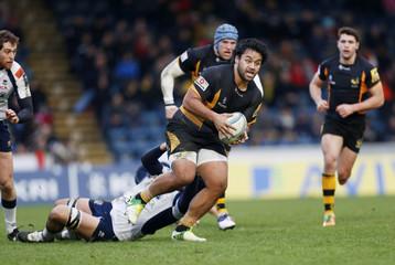 London Wasps v Mogliano Rugby - Amlin European Challenge Cup Pool Three