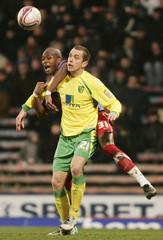 Crystal Palace v Norwich City npower Football League Championship