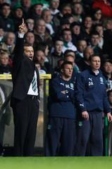 Celtic v Hibernian Clydesdale Bank Scottish Premier League