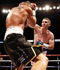 Liam Smith v Jason Welborn British Light-Middleweight Title