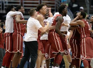 NCAA Basketball: NCAA Tournament-West Regional-Oklahoma vs Oregon