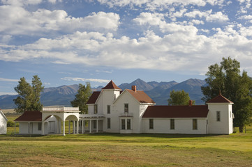 Restored Mountain Ranch