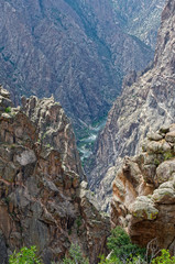 D5051hdr Black Canyon of the Gunnison National Park