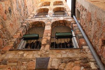 Balconate medievali