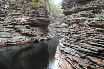 Caminhos para a Cachoeira do Buracão BA