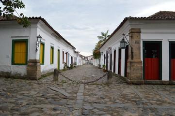 Cidade de Paraty RJ