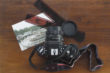 Reflex analogica fotocamera