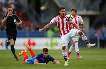 France v Paraguay - International Friendly