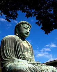 日本の鎌倉の大仏