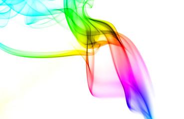 Abstract  smoke.