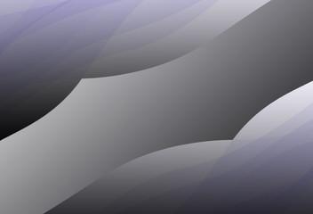 Dark Gradient on black and white background