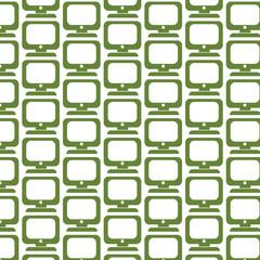 Pattern background desktop computer icon