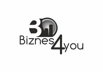 Logo biznes