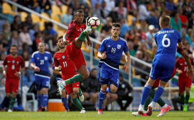 Football Soccer - Portugal v Cyprus - International Friendly
