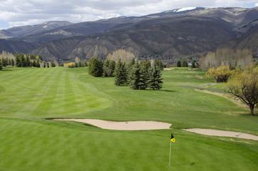 Beaver Creek Golf Course in Spring