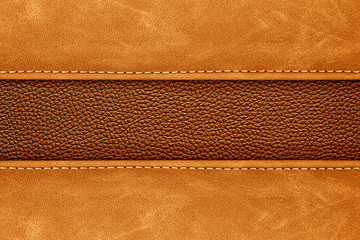 stitched leather background gray dark colour background