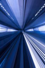 電車から見た風景