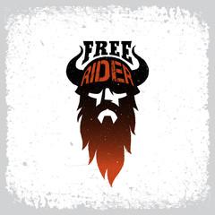 Free rider label