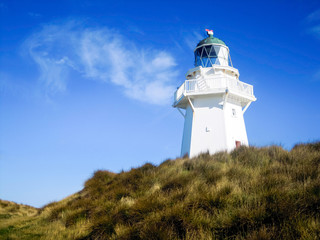 Waipapa Point Lighthouse, The Catlins, New Zealand