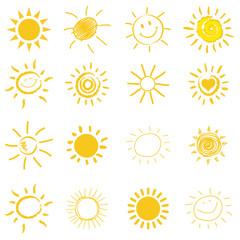 Sonnen-Set