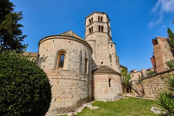 Girona is a city in Spain's northeastern Catalonia region.
