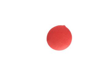 Colorful Macaron on white background