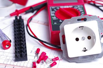 Haustechnik, Elektro-Werkzeug