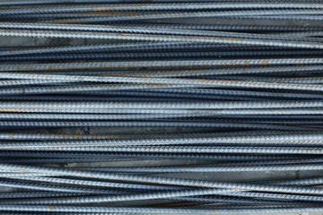 rebar steel reinforcing rod bar in construction industry