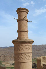 Kharanaq, Yazd, Iran