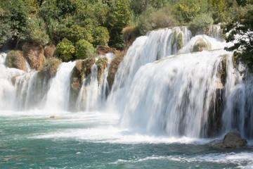 Recess Fitting Waterfalls krka national park