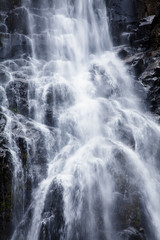 Khao Nan National Park,Sunanta Waterfall Nakhon Si Thammarat Thailadd.
