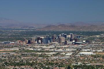 Phoenix, Arizona Skyline