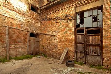 Red Brick Yard