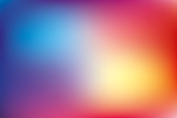 Abstract background. Blue, orange and purple gradient, pattern for you presentation, vector design wallpaper